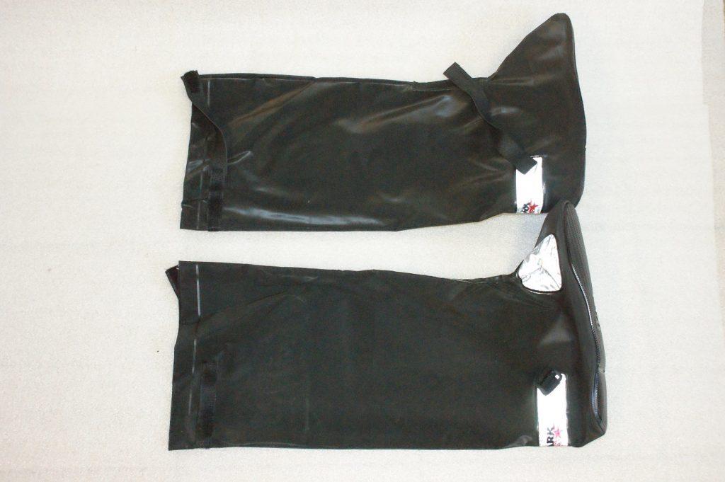 Spark regenlaars cover/ waterdichte overschoenen mt M, L, XL, XXL
