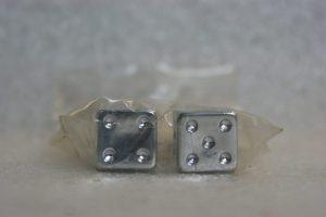 2x Ventieldop dobbelsteen voor motor