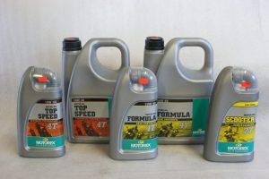 Motorex olie