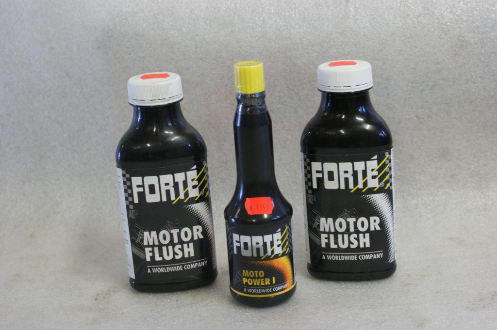Forte Motor Flush