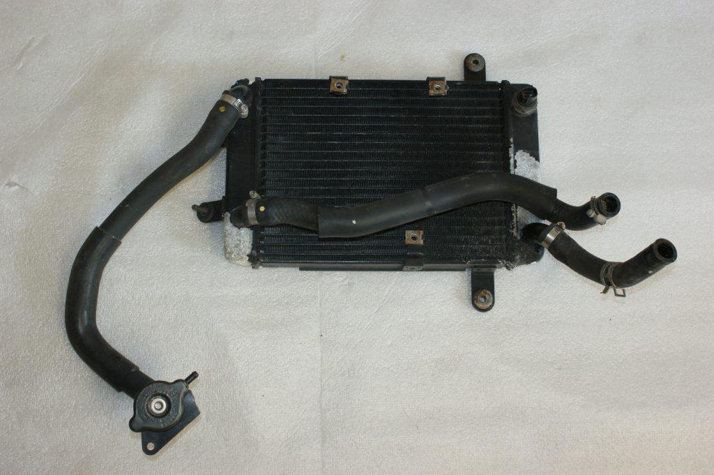 Suzuki AN250 Burgman radiator 1998/2002