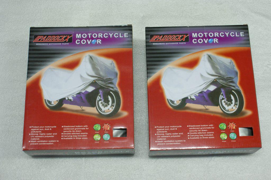 Motorcycle Cover / Motorfietshoes