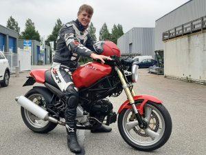 VERKOCHT Ducati M750 Monster