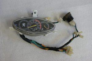 Peugeot V-Clic 50 dashboard / teller 2007/2008