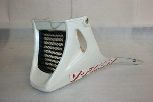 Honda VF750F Interceptor RC15 1983/1984 onderkuip Belly Pan