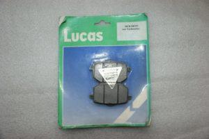Lucas MCB568 SV remblokken Yamaha XT600