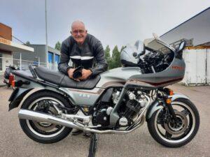 VERKOCHT Honda CBX1000 Pro-Link