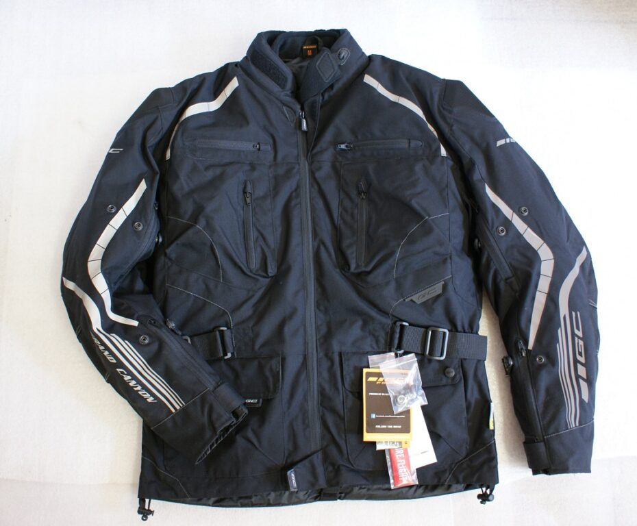 GC Tourmaster Jacket mt M, L, XL, 2XL, 3XL, 4XL, 5XL en 6XL