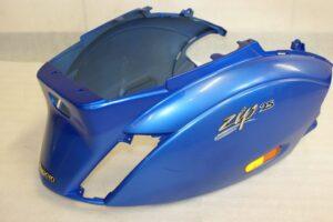 Piaggio Zip 25 Quattrotempi Achterkuip