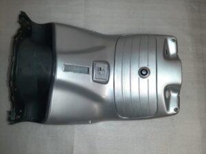 Aprilia SR50 Gulliver beenschild / binnenscherm met afdekplaat 1995/1998